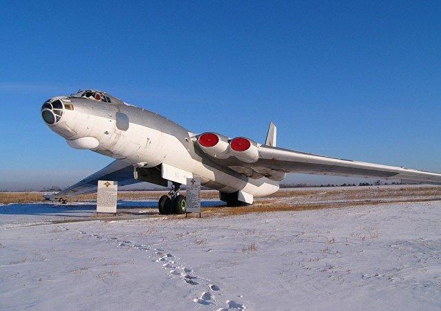 Bombardero M-4 Bison (archivo)