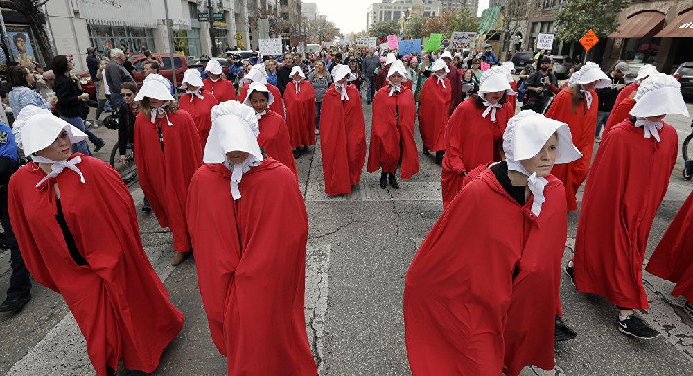 ¿Por qué demonios sigues aquí?: la Marcha de las Mujeres anti-Trump en EEUU