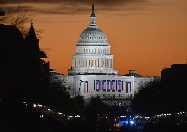 Capitolio de los EEUU