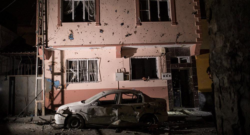 Consecuencias del ataque en Kilis, Turquía