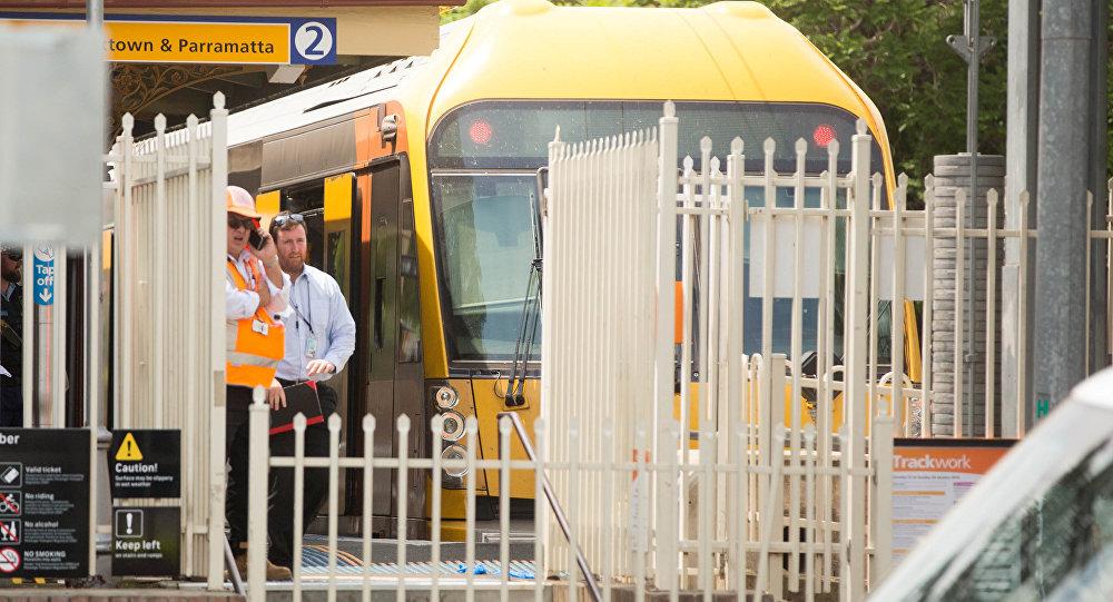 Estación de Richmond en Sídney, Australia