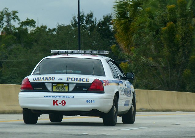 Policía de Orlando, EEUU (archivo)
