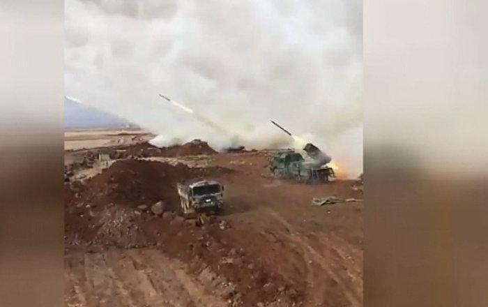 La ofensiva turca en Afrín