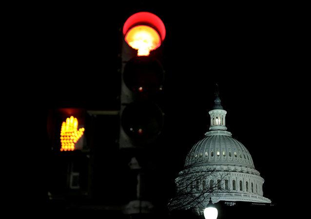 El Senado de EEUU (archivo)