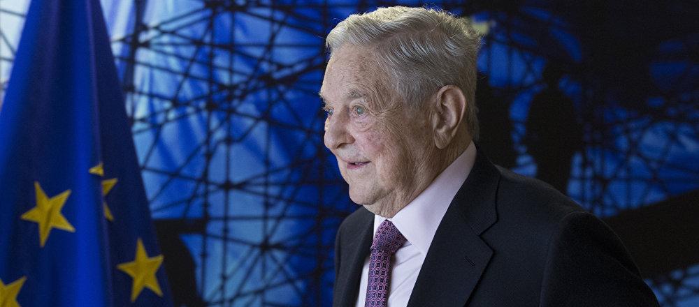 George Soros, magnate estadounidense