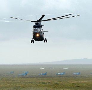Helicópetro ruso Mi-26