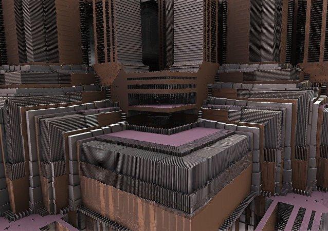 Una arquitectura cuántica (imagen referencial)