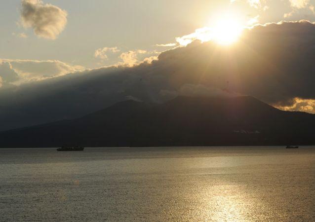 La 'perla negra' de las Kuriles: la belleza de la isla de Kunashir