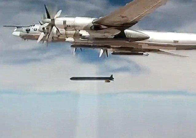 Un misil Kh-101