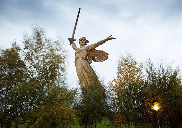 Volgogrado, Rusia