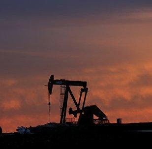 Una instalación para extracción de petróleo (imagen referencial)