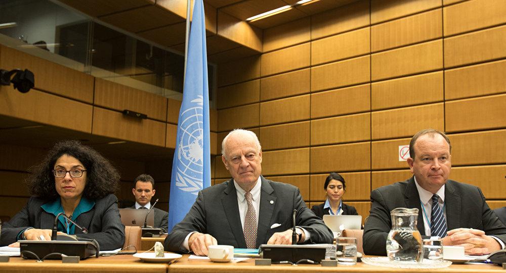 Las negociaciones sobre Siria en Viena