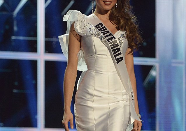 Miss Guatemala (imagen referencial)