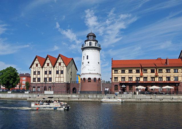 Guía de Kaliningrado