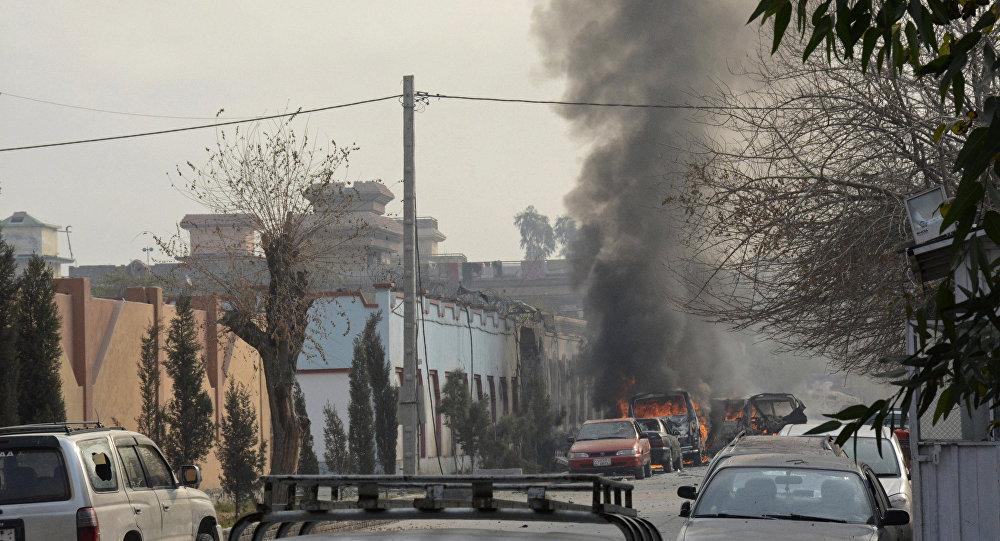 La situación tras el ataque a la oficina de la ONG Save the Children en la ciudad afgana de Jalalabad
