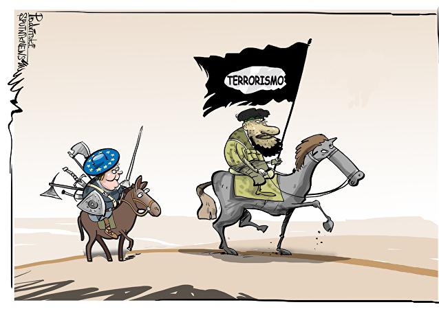 La UE, fiel escudero de los terroristas en Siria
