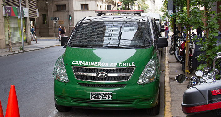 Carabineros de Chile (imagen referencial)