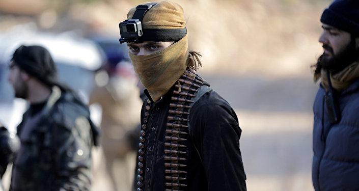 Conbatientes del Ejército Libre Sirio