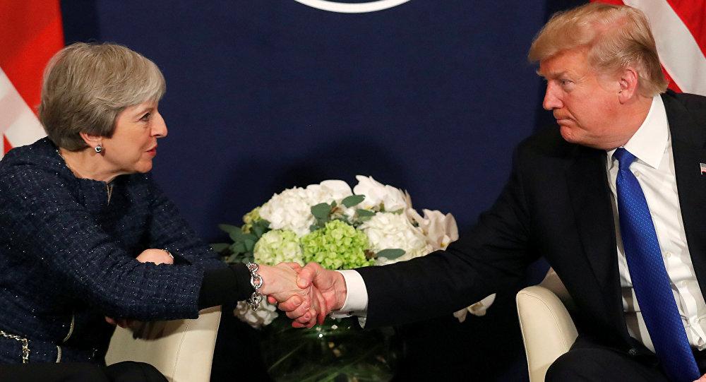 Advierte UE a Trump que responderá a restricciones comerciales 29/Ene/2018 Internacional