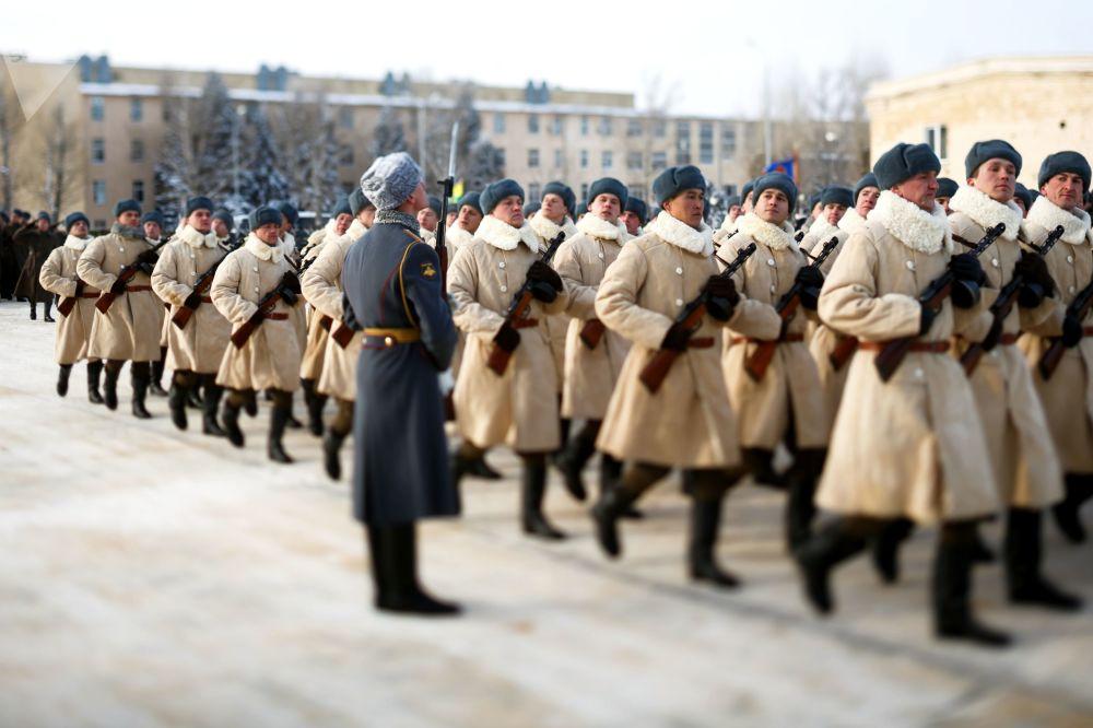 Rusia se prepara para celebrar el 75 aniversario de la victoria en la Batalla de Stalingrado