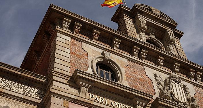Edificio del Parlamento de Cataluña