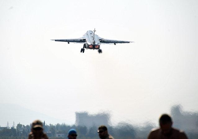 Su-24, foto de archivo