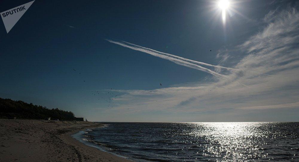El mar Báltico