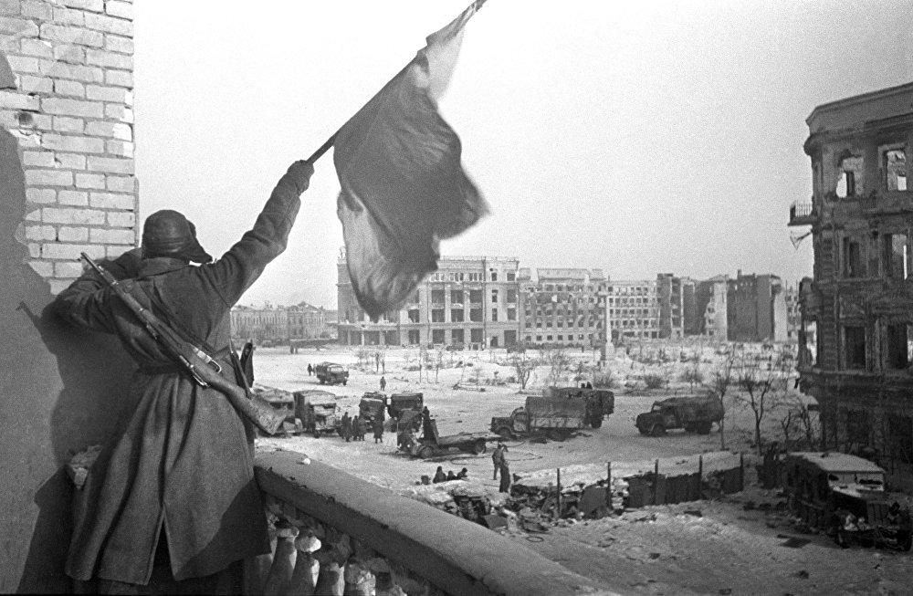 70 Aniversario de la batalla de Stalingrado 1075952821