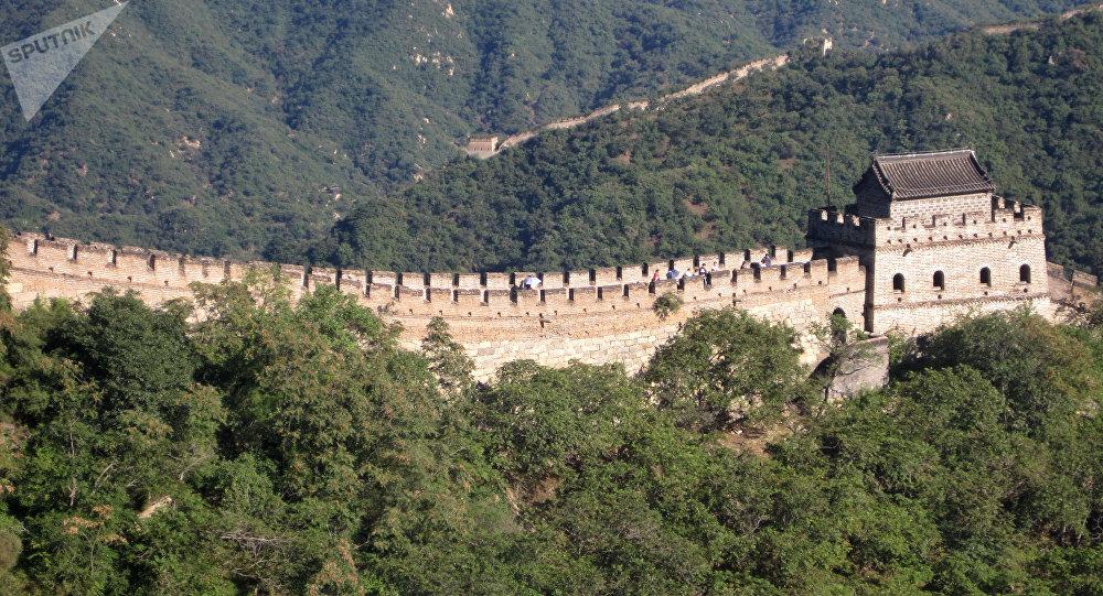 La Gran Muralla de China, ¿la rival del eventual 'muro de Trump'?