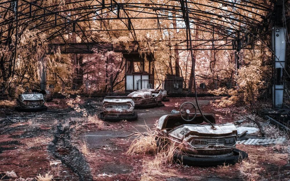 ¿Qué ha sido de Chernóbil? Descúbrelo a través de estas imágenes inusuales