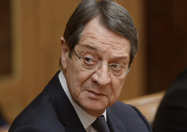 Nikos Anastasiadis, presidente de Chipre (archivo)