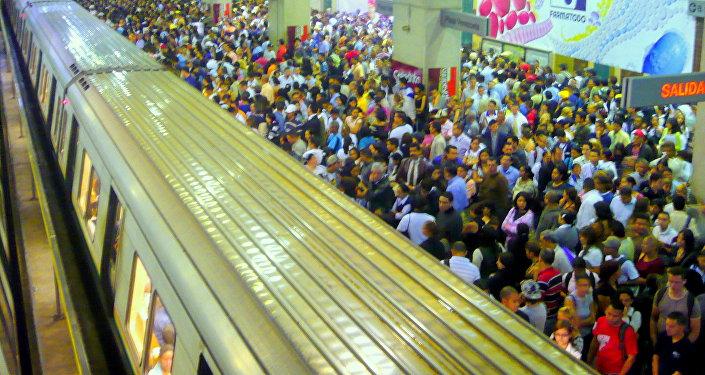 Maletín abandonado obligó el cierre de estaciones Plaza Venezuela y Zona Rental