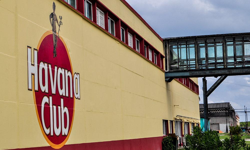 La fábrica de ron Havana Club