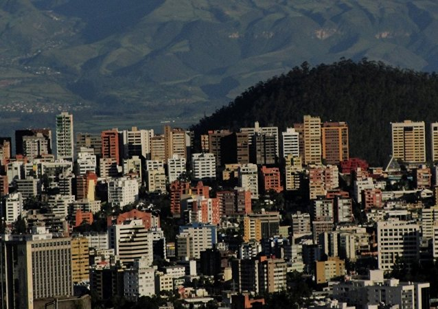 Quito, la capital de Ecuador (archivo)