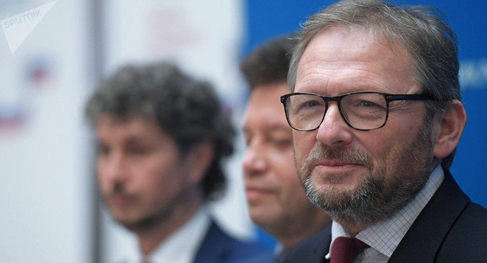 Borís Titov, el aspirante a la Presidencia de Rusia