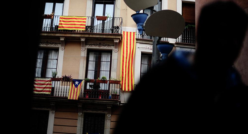 """Los independentistas catalanes llaman a hacer un """"acto épico"""" hacia la secesión"""