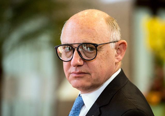El exministro de Relaciones Exteriores de Argentina, Héctor Timerman