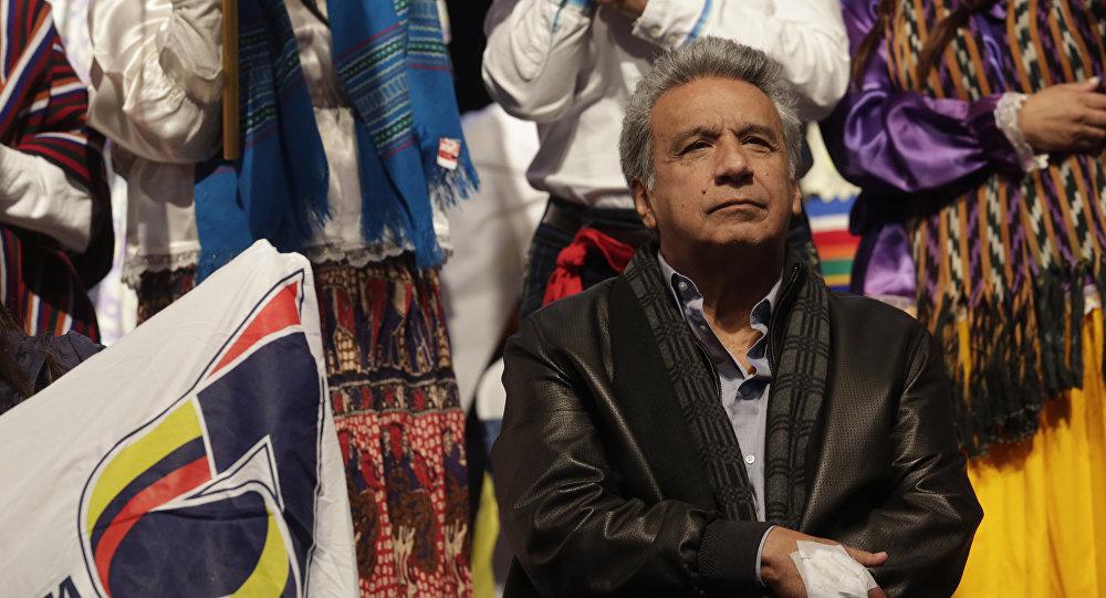Presidente de Ecuador hablará sobre discapacidades en Inglaterra