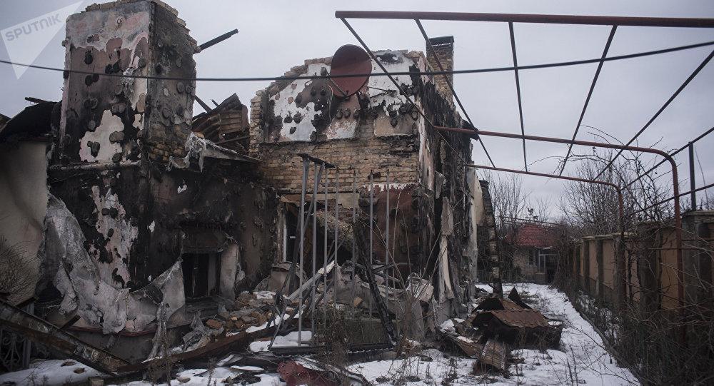 Situación en Donbás