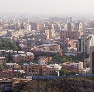 Ereván, capital de Armenia