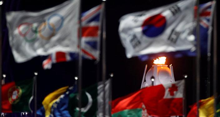 JJOO en Pyeongchang
