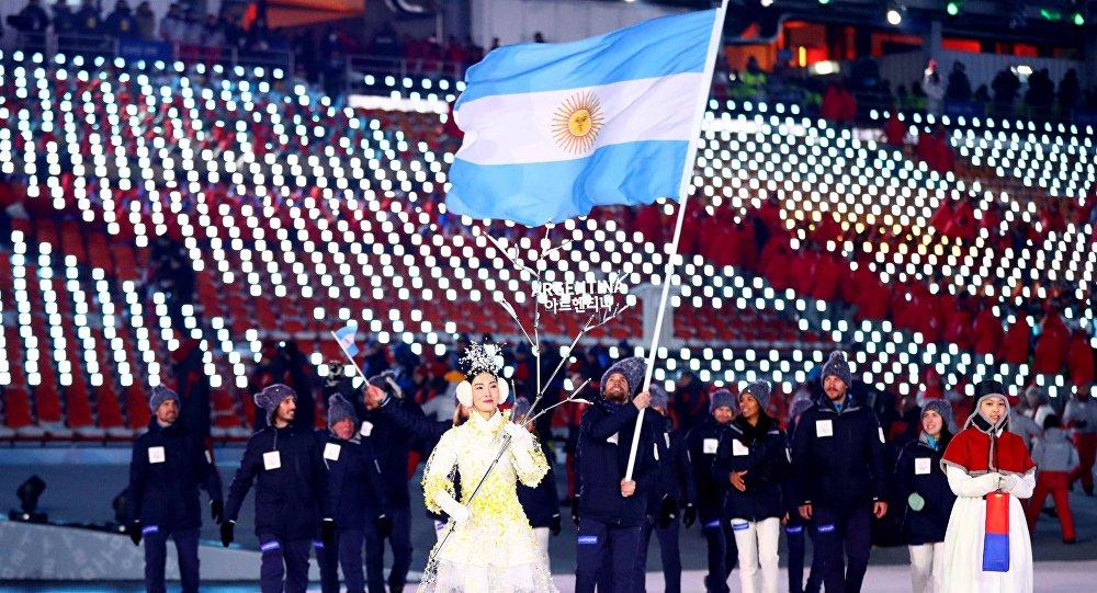 La selección de Argentina en los JJOO de Pyeongchang