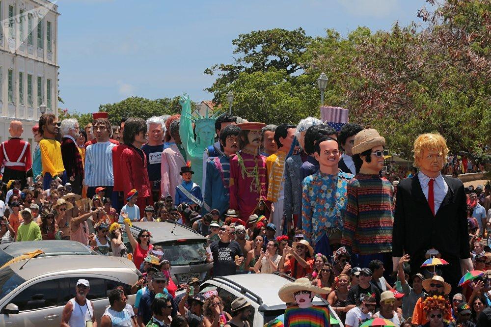 Carnaval de Recife, Brasil