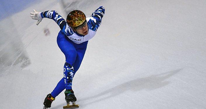 Simeon Elistratov, deportista ruso