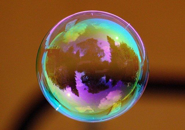 Burbuja (imagen referencial)
