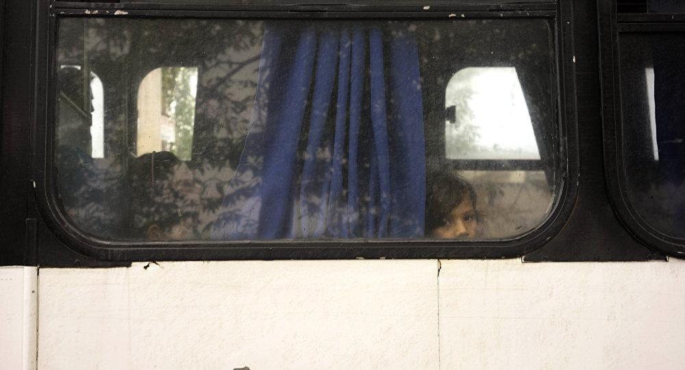 Rescatan a 153 migrantes en carretera de Jalisco