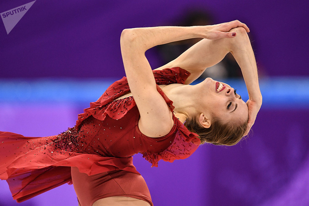 Las participantes más bellas de los Juegos Olímpicos en Pyeongchang