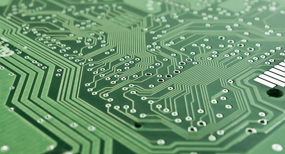 Placa de circuito eléctrico (imagen referencial)