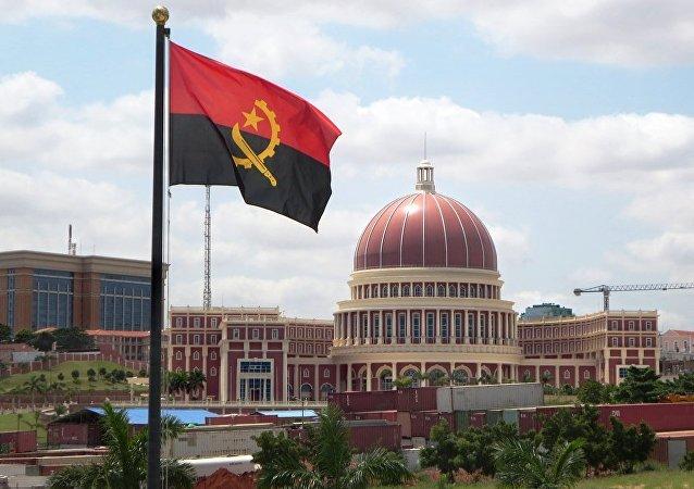 Luanda, la capital de Angola
