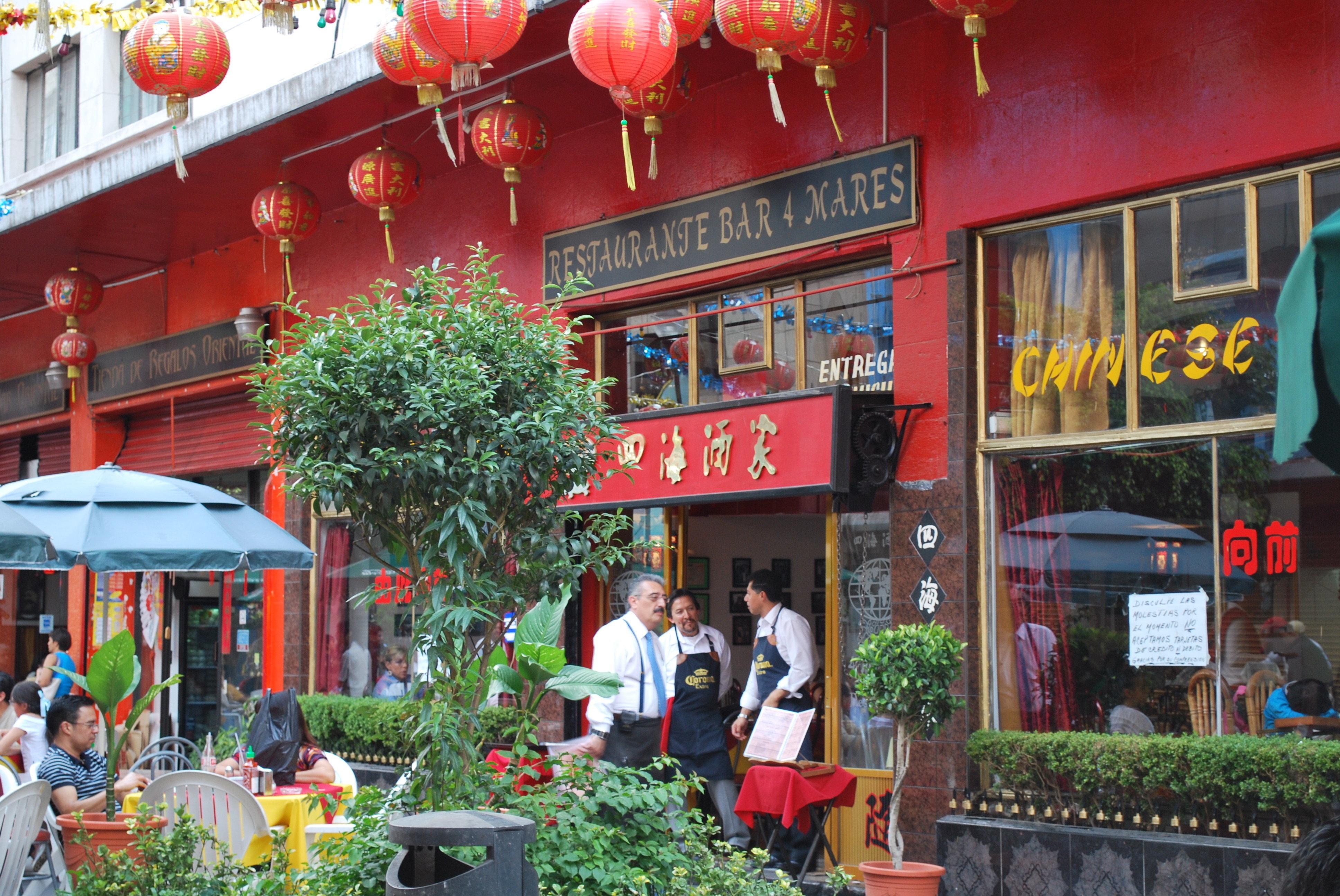 Barrio chino de Ciudad de México